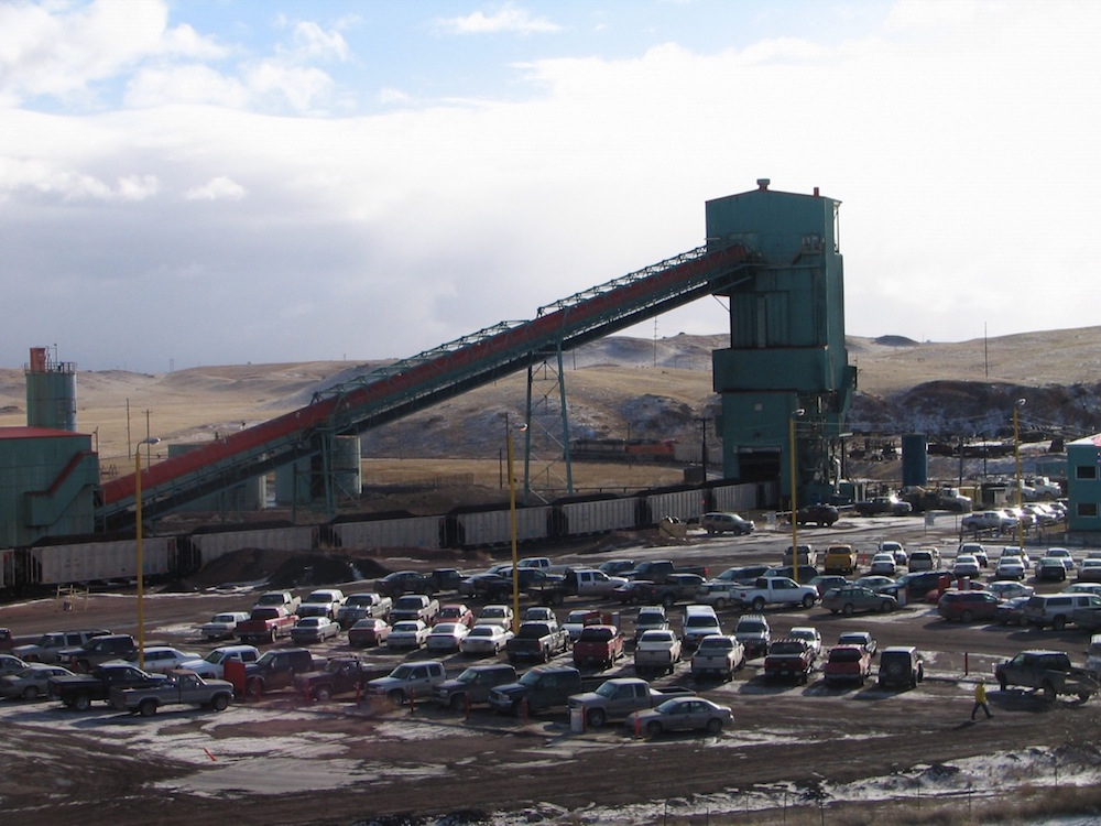 Gov Mead: Wyoming will keep fighting for coal