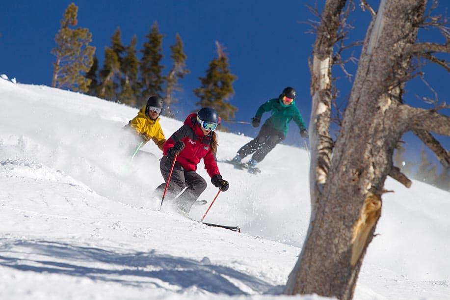 How I found the prescription for powder skiing