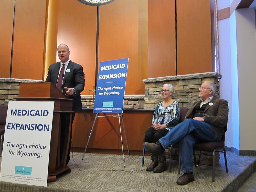 Mead calls on Legislature to expand Medicaid, invest in Wyoming