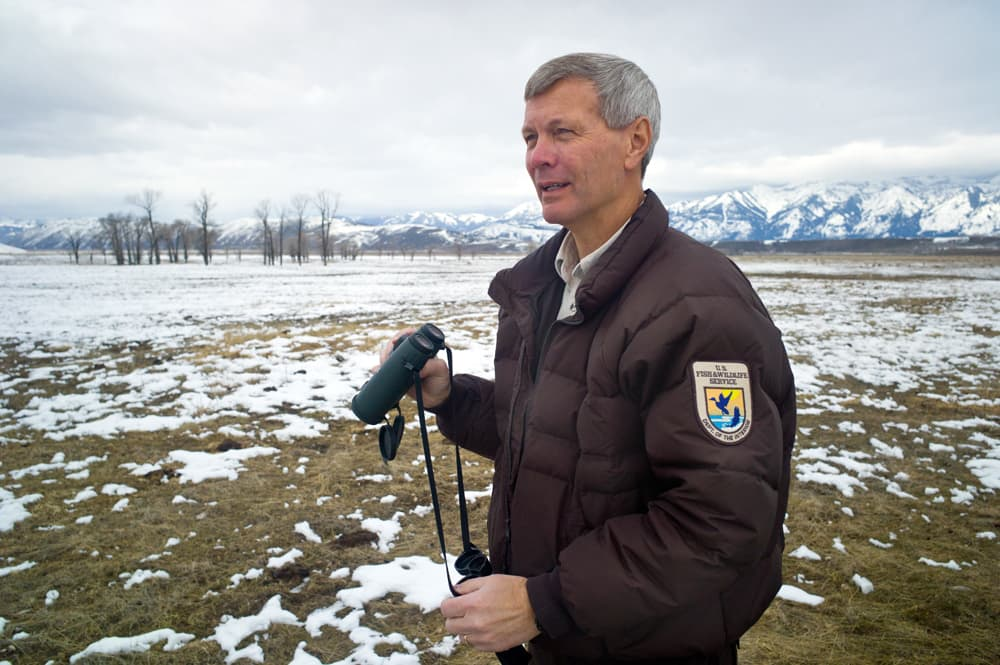 National Elk Refuge manager retires, outlines refuge challenges