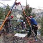 Rescue rangers: Yellowstone staff hones technical rope skills