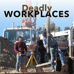 Deadly Workplaces logo