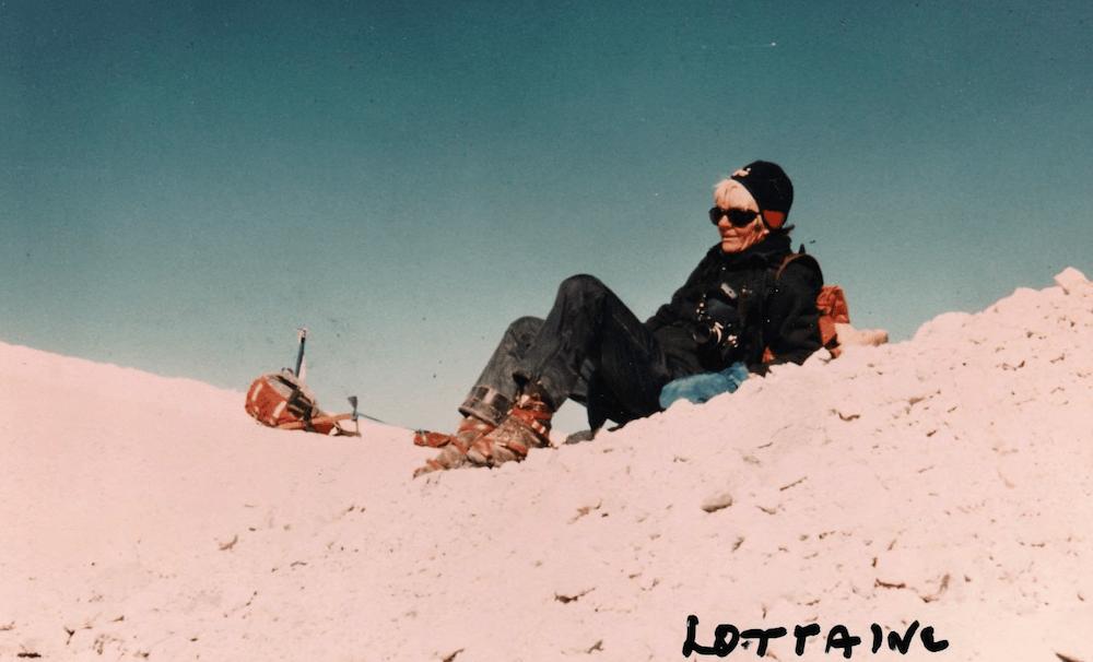 Mountain author
