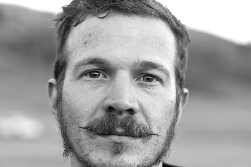 David Neydlin, Snake River Hotshots, Pocatello, Idaho. (Angus M. Thuermer Jr./Wyofile)
