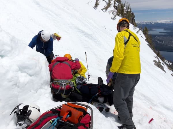 New Podcast Tells Stories Of Mountain Mishaps