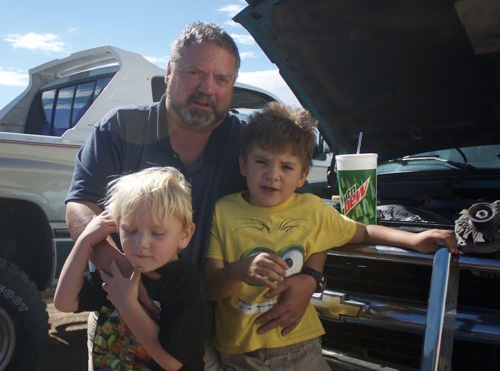 Oilfield Dad