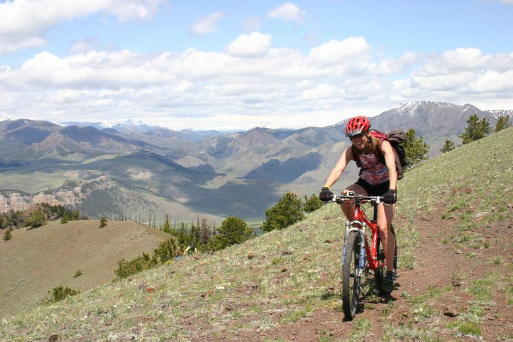 Shoshone National Forest Plans To Close And Add Mountain Bike