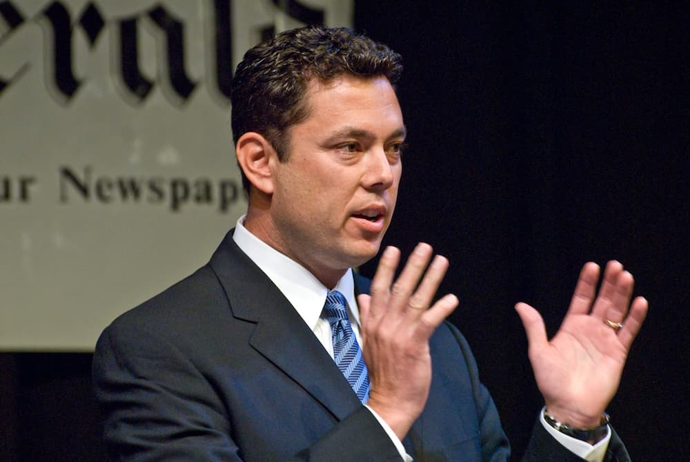 "Utah GOP Rep. Jason Chaffetz's bill would direct the Secretary of the Interior to sell almost 700,000 acres in Wyoming. Twenty years ago the BLM listed the property as ""suitable for disposal,"" but Chaffetz critics say not only is that list outdated, it never made sense as a sale compendium in the first instance. (Flickr Creative Commons/DonLaVagne)"