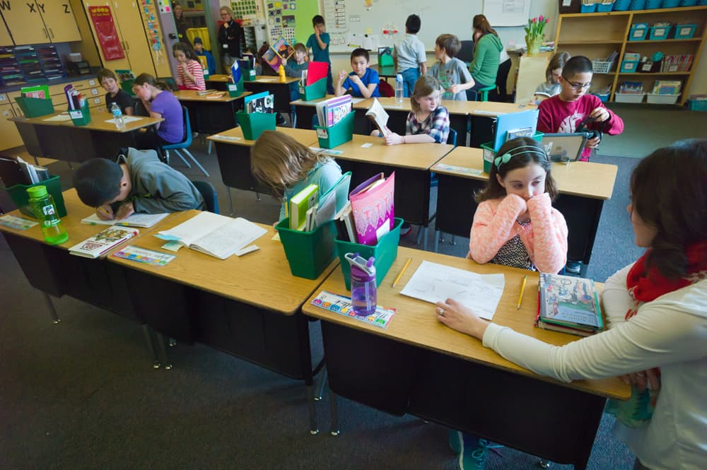 Facing Wyoming's education-funding challenge