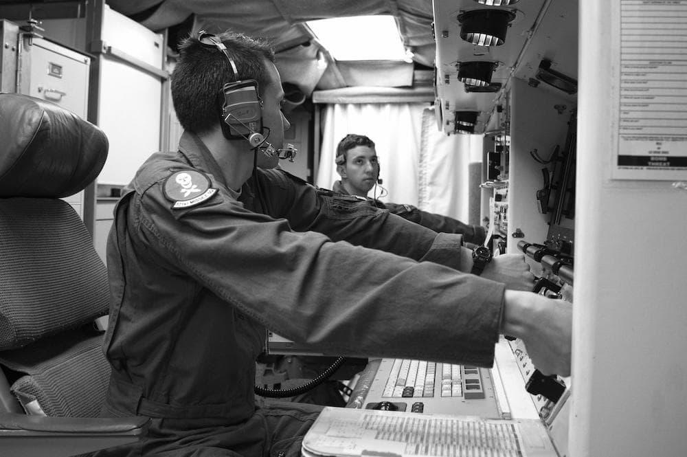 ICBM test