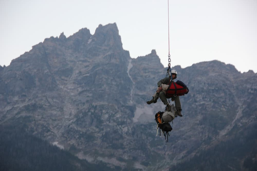 How to score a screamer-suit ride through the Tetons