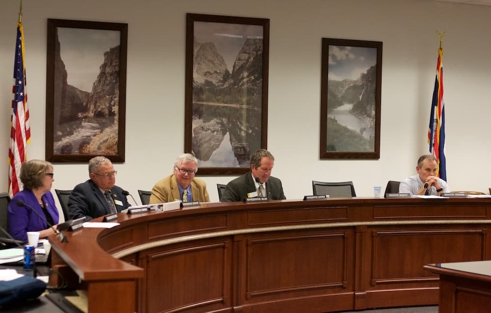 Legislative leadership changes education funding study