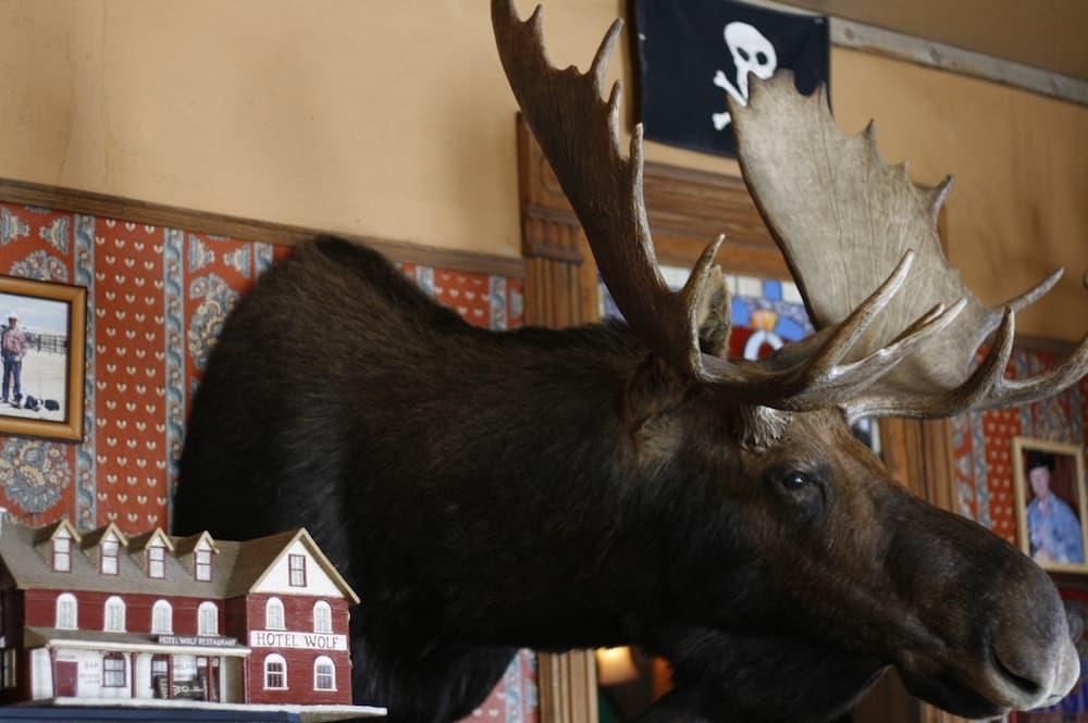 Saratoga's Hotel Wolf now has Supreme Court ties