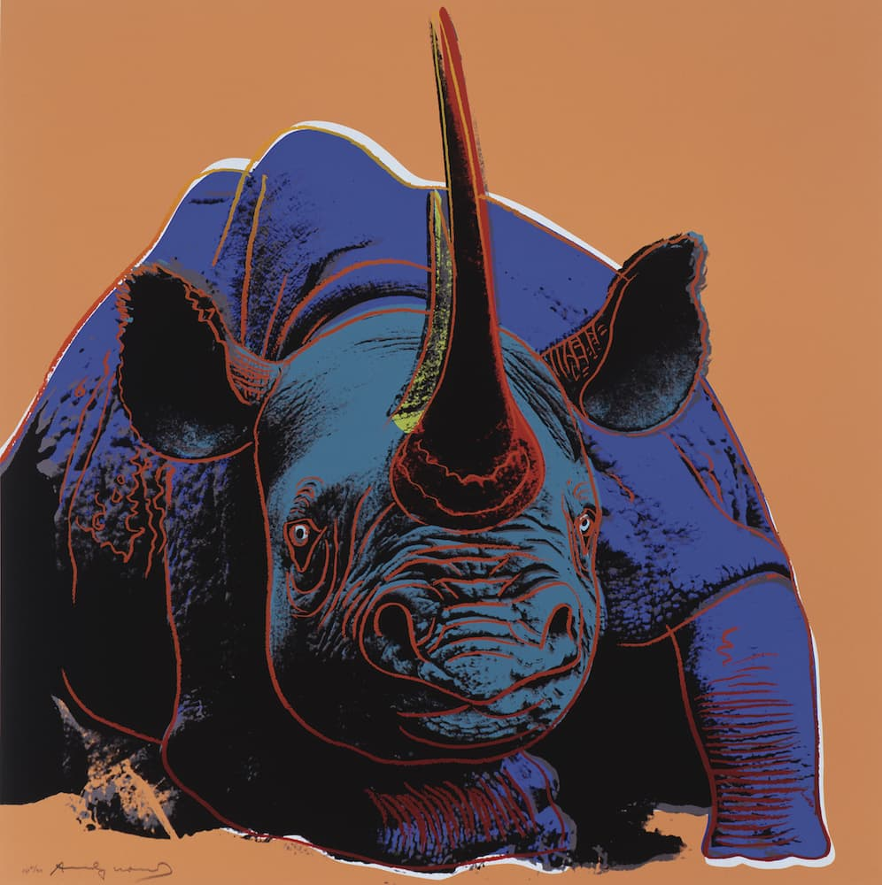 Warhol in wildlife art museum's 30th anniversary shows