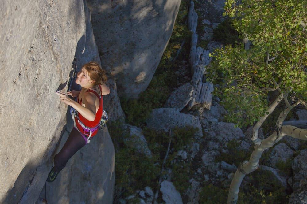 A climbing economy