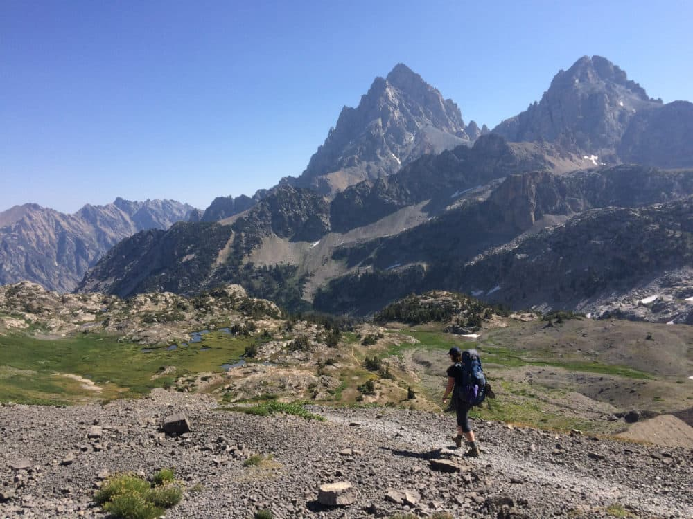 Well-earned renown: The Teton Crest Trail