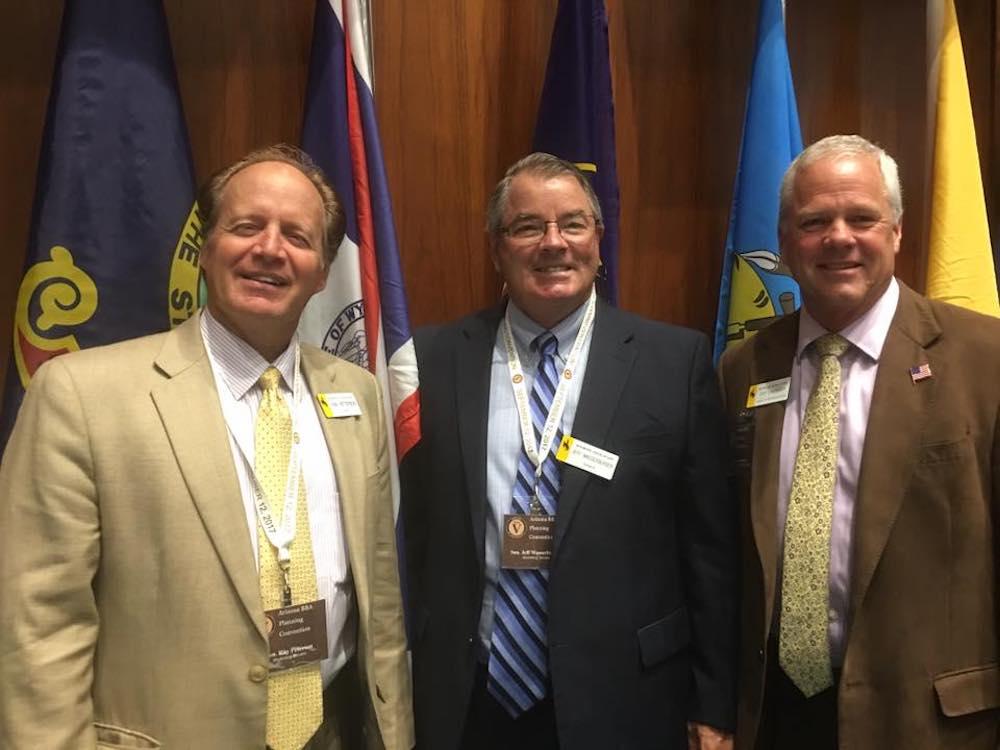Lawmakers skip revenue meeting for Phoenix convention