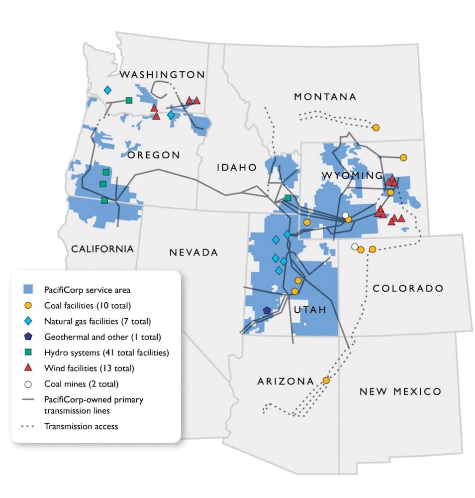 Shift To Wind Energy Could Alter Fortunes On Wyoming S Map Wyofile