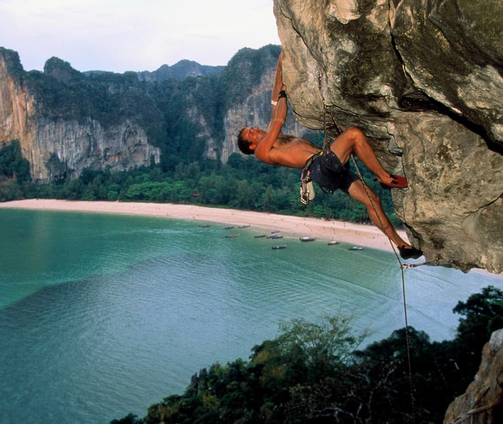 Climbing trip inspires war story