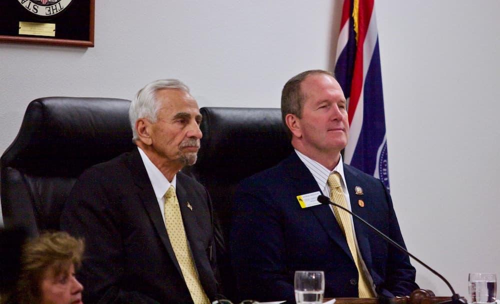 Budget negotiations move behind closed doors