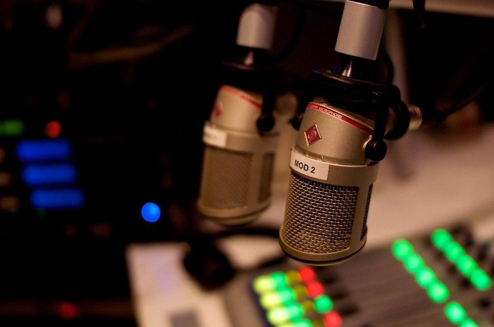 Former GOP leader and radio host suspended for homophobic rant