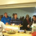 Shutdown threatens food programs; millions in lost wages