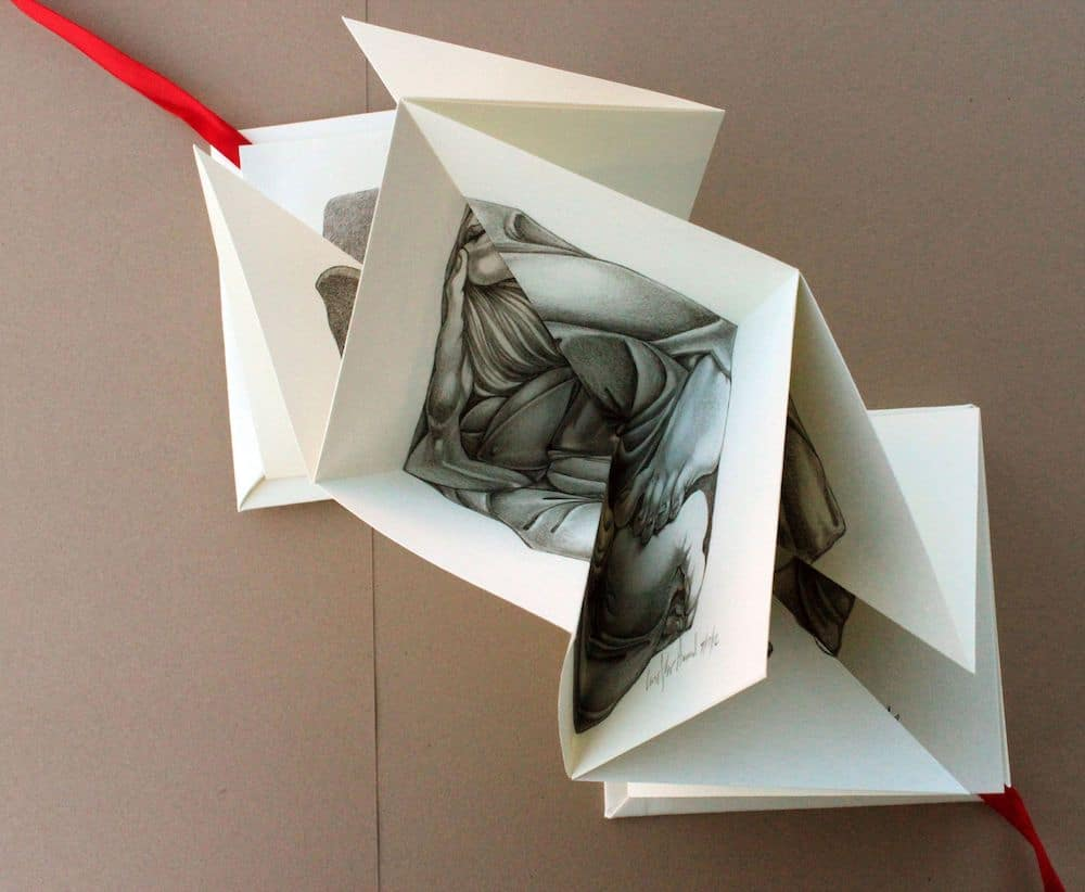 A constellation of artists' books challenges viewers