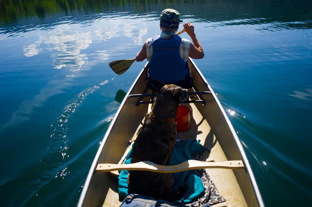 Placid paddle
