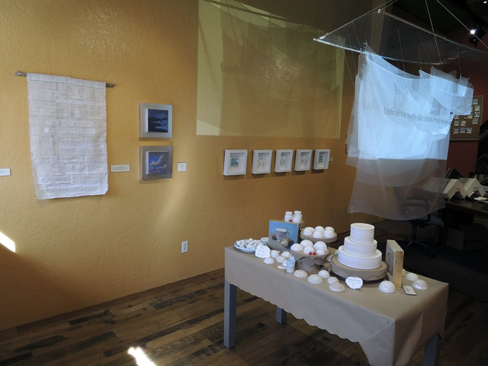 Cupcakes and Clouds: Pinedale show examines the ephemeral