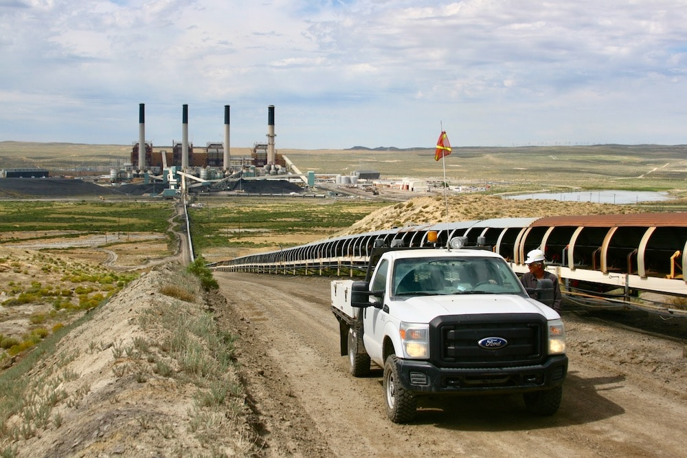 Wyo criticizes utility's plans to replace coal with renewables