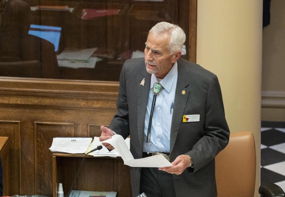 Critic skeptical of senator's motive in correcting DEQ letter