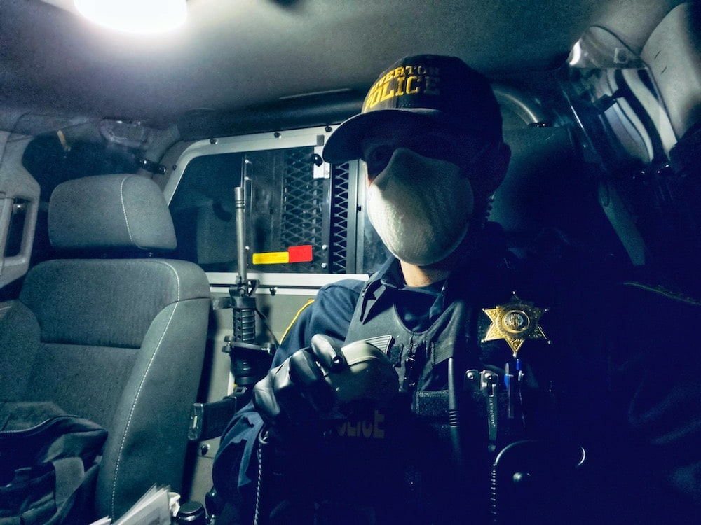Policing a pandemic: Wyo law enforcement amid COVID-19
