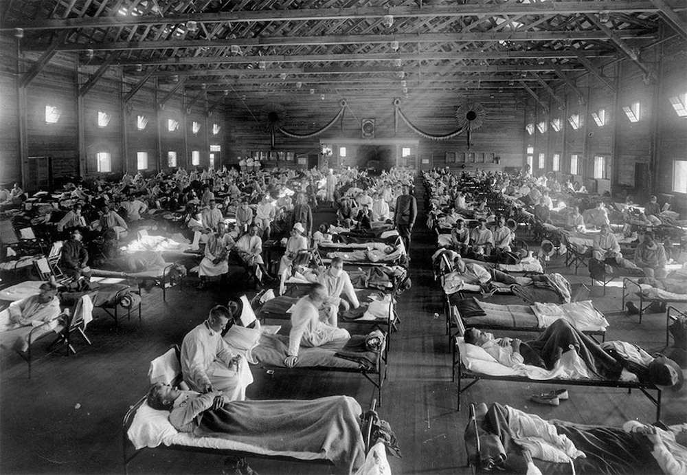 Looking back: a pandemic sweeps Wyoming