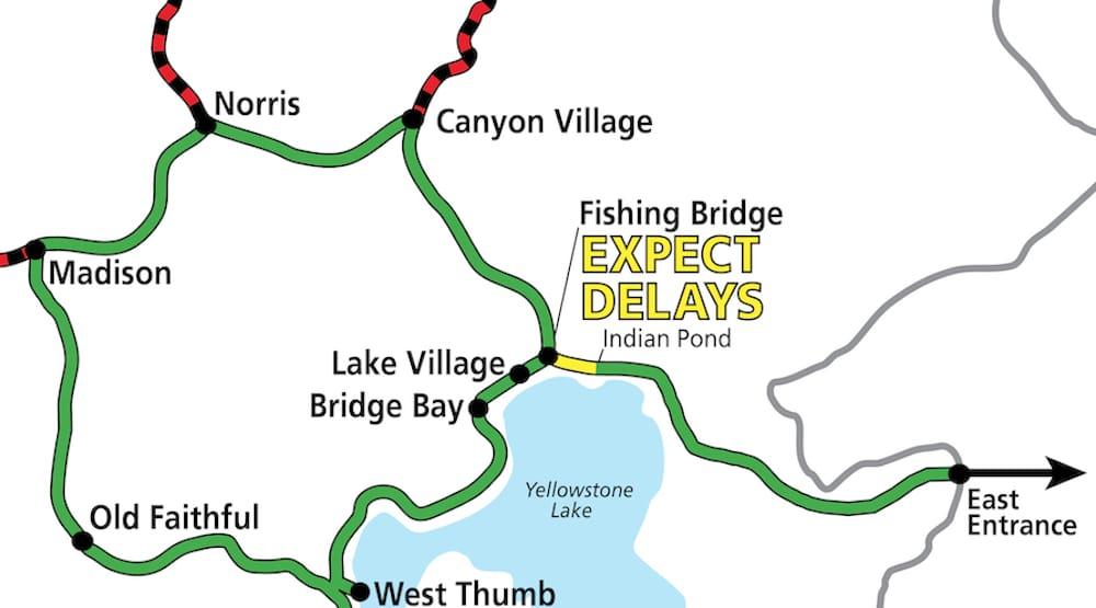 Yellowstone, Grand Teton parks to partly open Monday