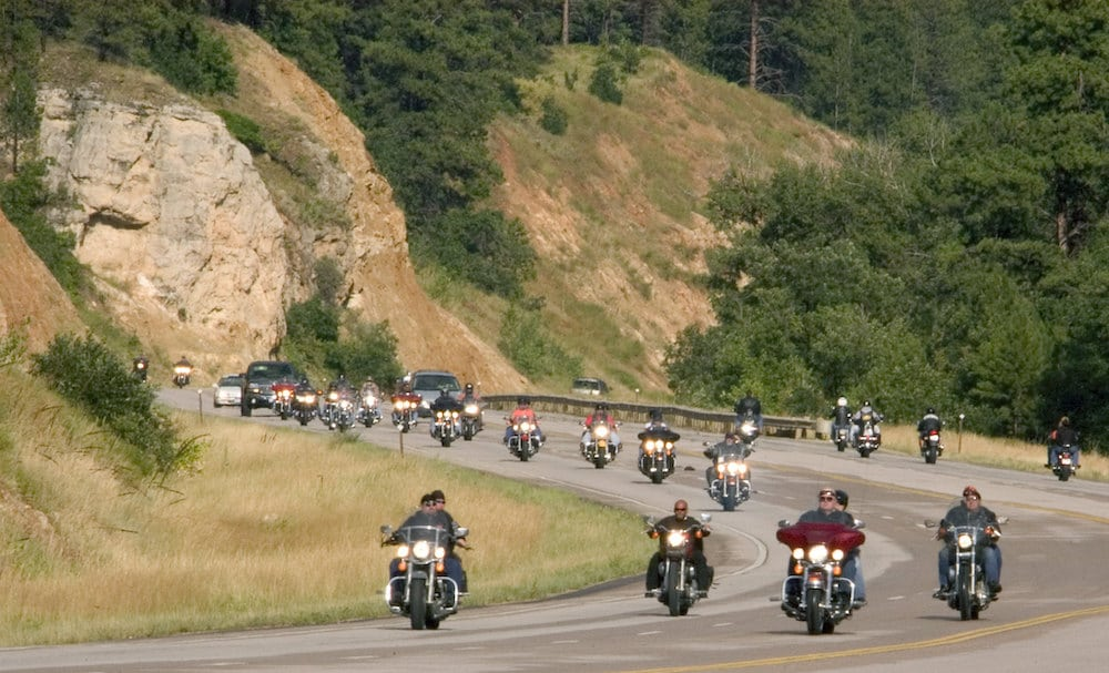 DCI warned police of rumored antifa protesters headed to Sturgis