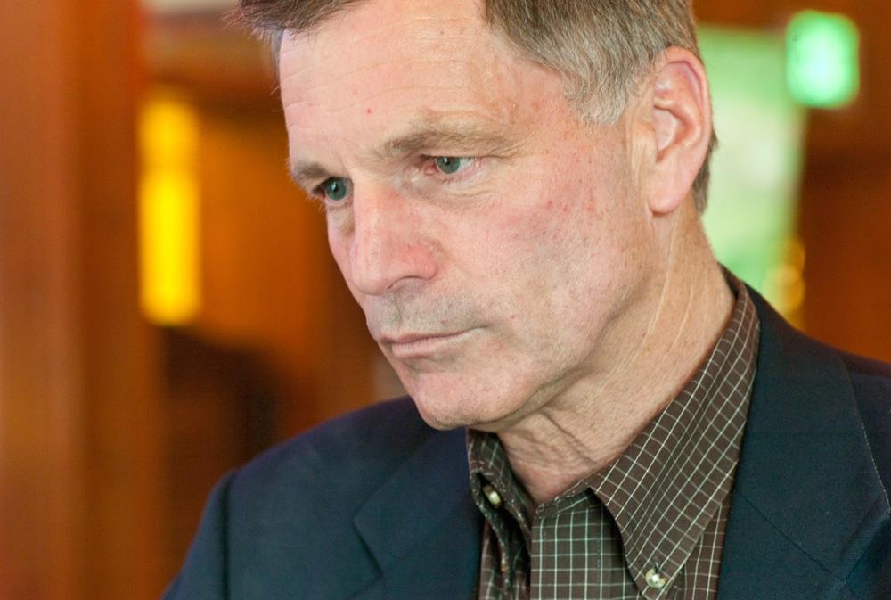 A cautious governor confronts an 'unprecedented time'