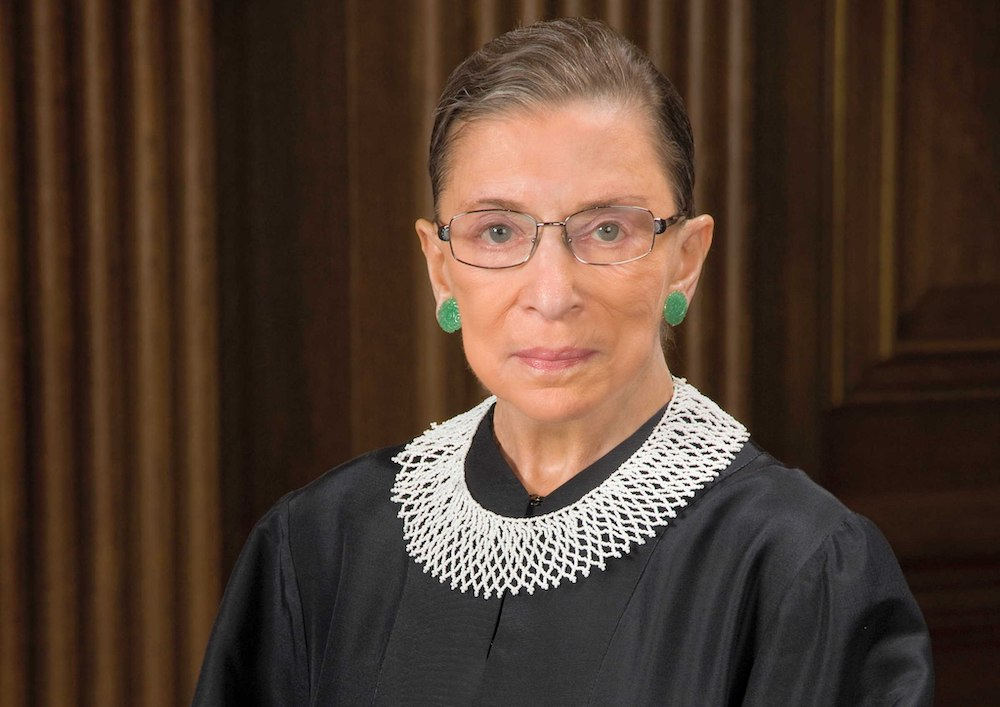 Liberal Ginsburg backed a Wyo ranch owner who sued the feds