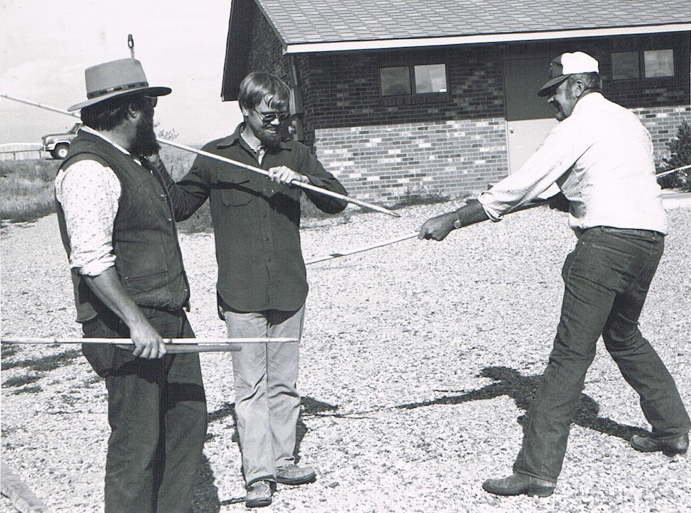 A homegrown legend: Remembering Wyo archaeologist George Frison