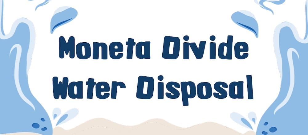 State hears request to pump Moneta pollutants into aquifer