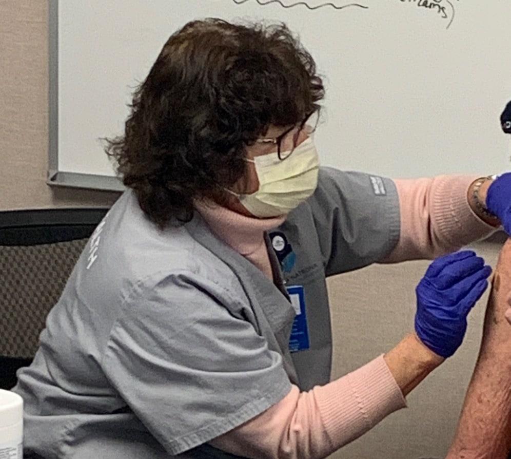 Health officials struggle to meet vaccine demand
