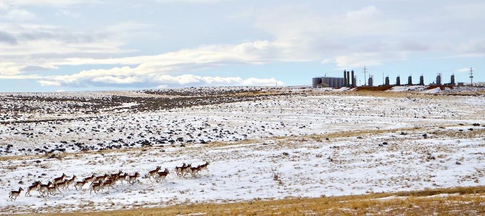 EPA disputes 'alternative approach' that OK'd huge oilfield