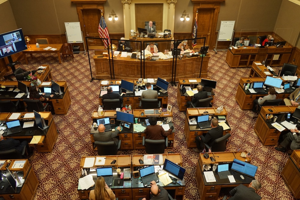 Ed funding, Medicaid, I-80 tolls move in session's short third week
