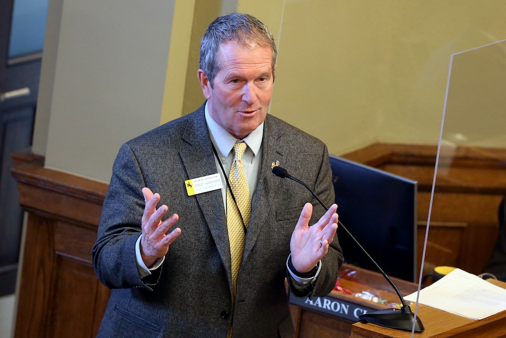 How the Wyoming Senate killed Medicaid expansion, again