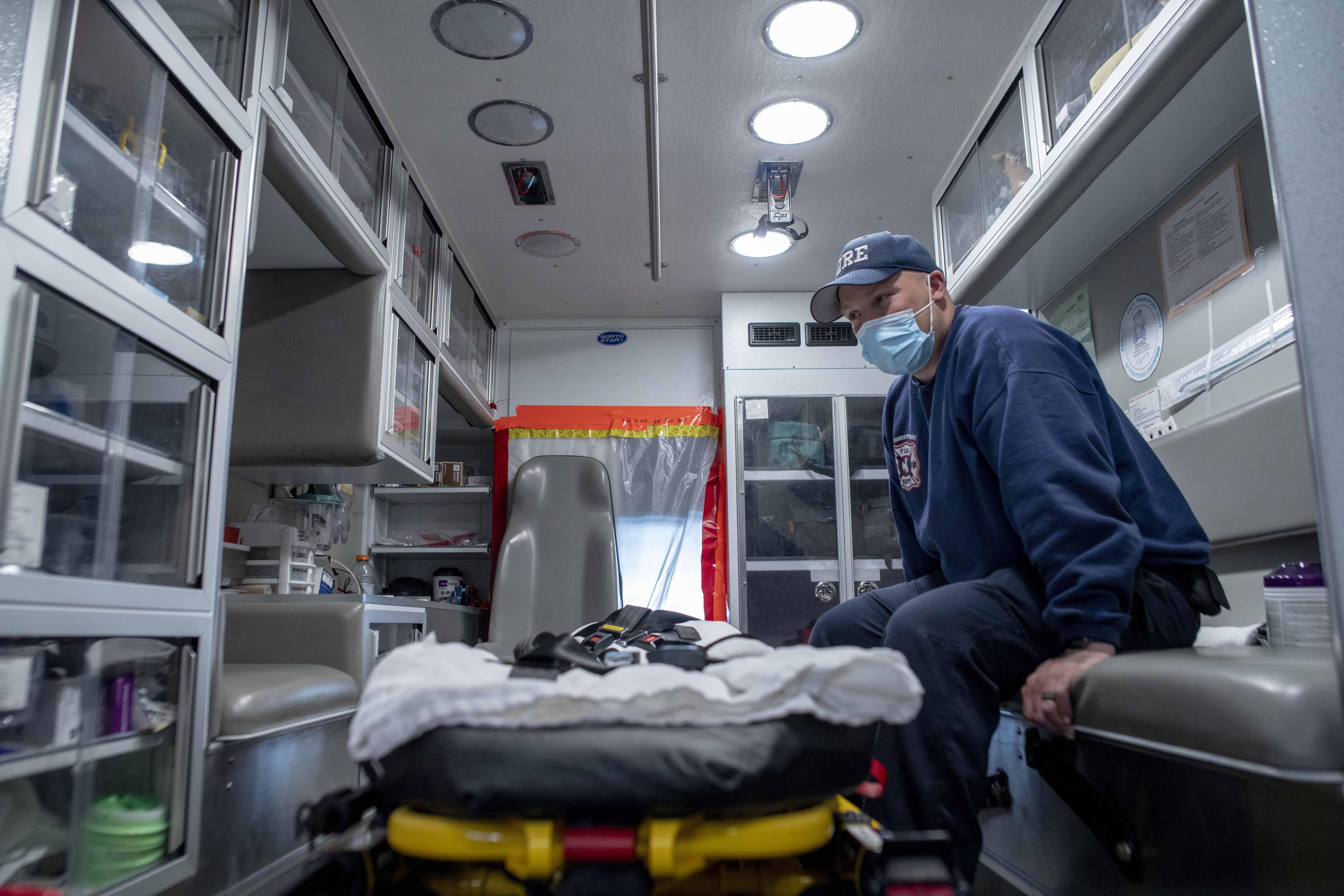 Ambulance services are on life support across Wyoming