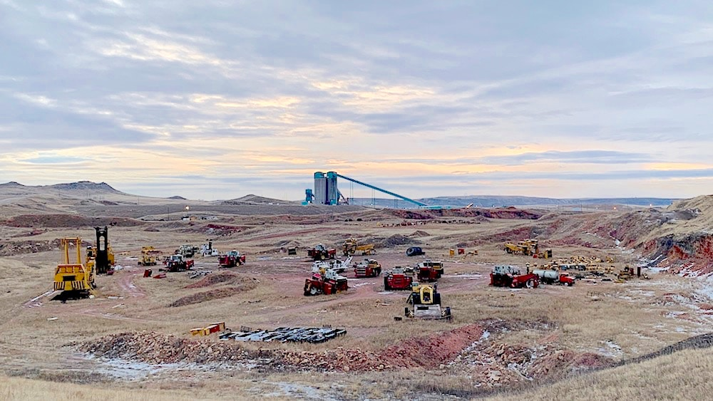 Report: Coal's decline hits Powder River Basin mines differently