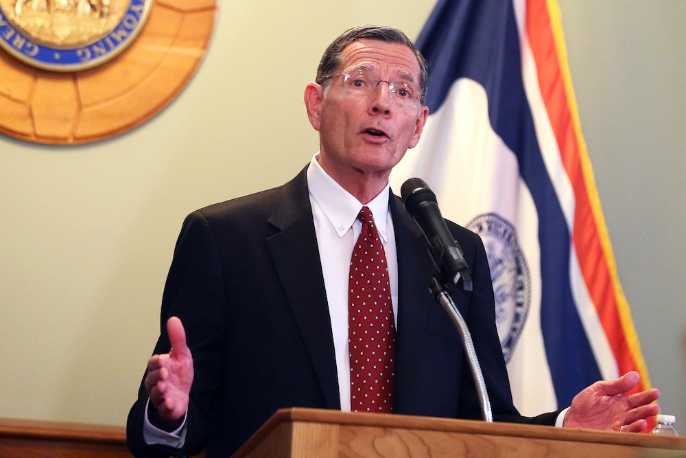 Barrasso critique of BLM nominee said to politicize bureaucratic post