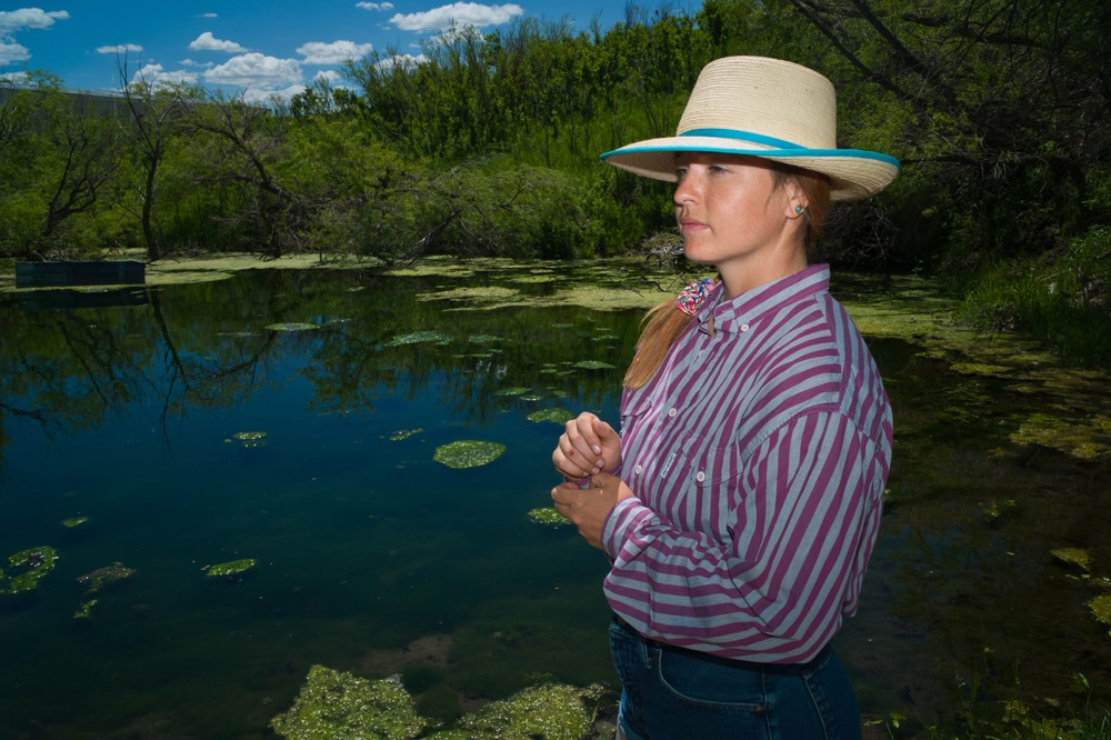 Laramie County ranching families fear loss of springs, creeks, way of life