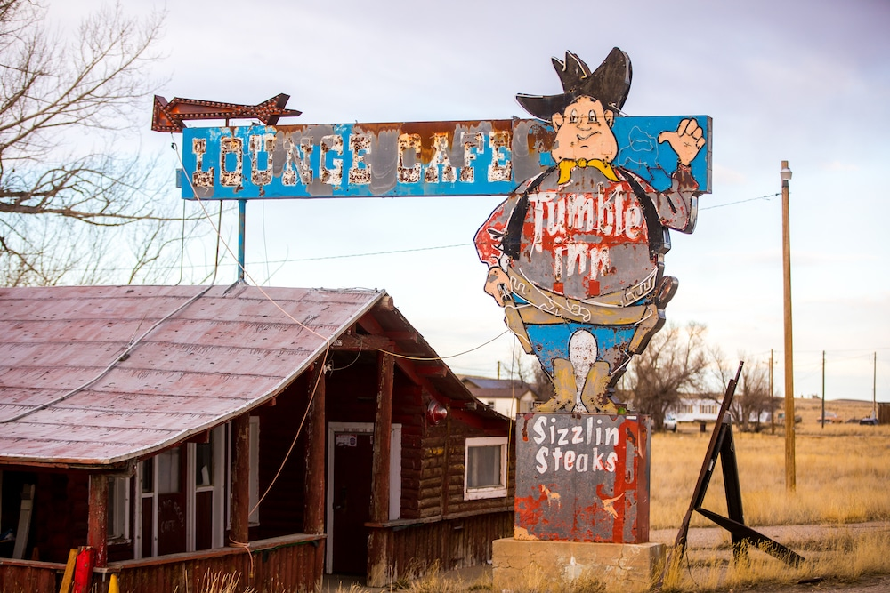 Wyoming may be too much like America used to be