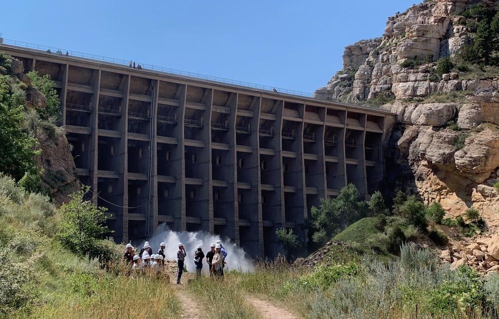 Aging dam above Douglas called 'catastrophic' threat
