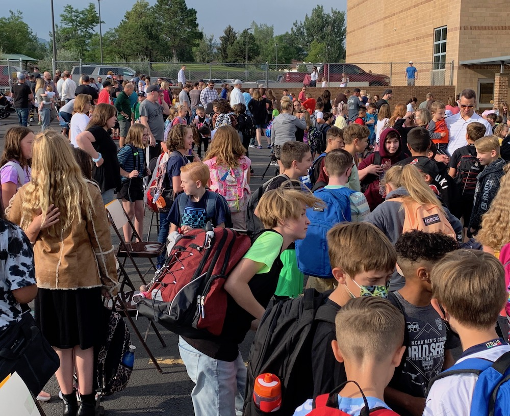COVID-19 infections, controversy disrupt first days of school